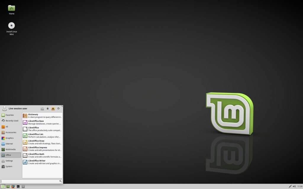 Linux Mint 18.1 Xfce Preview