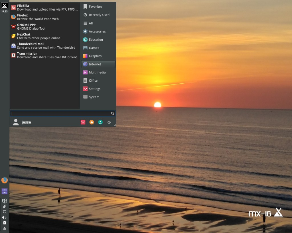 Preview of MX Linux 16