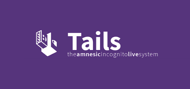 Tails Linux banner