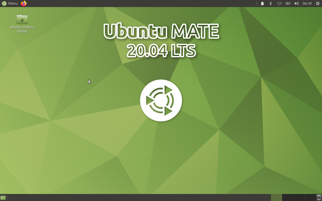 Ubuntu MATE 20.04 Focal Fossa Preview
