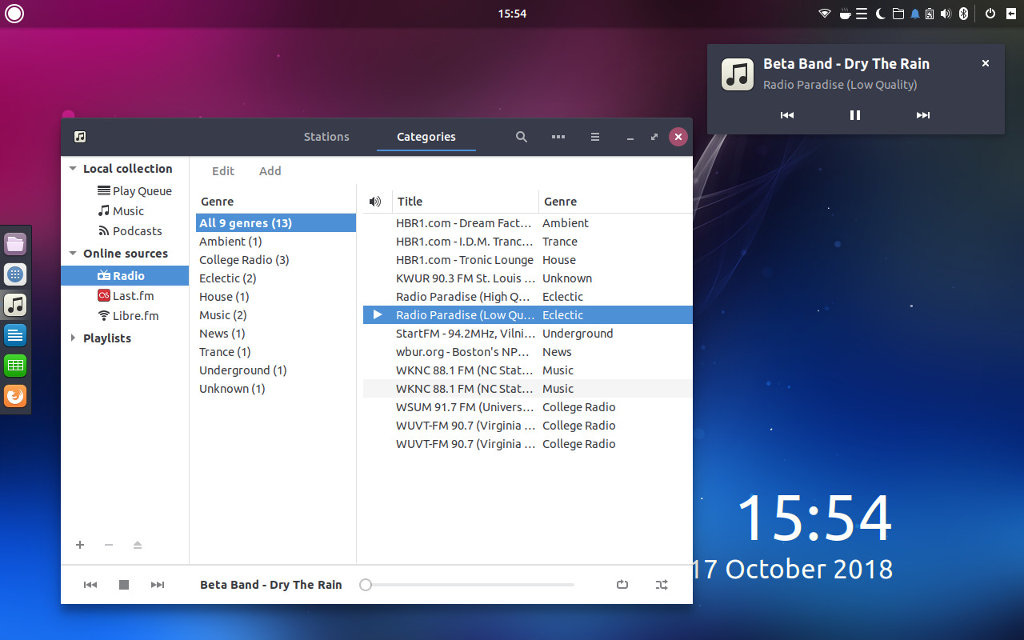 Ubuntu Budgie preview