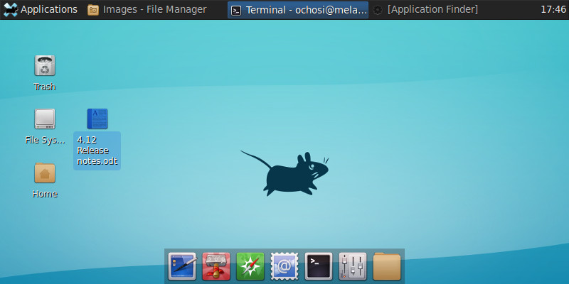 Xfce preview