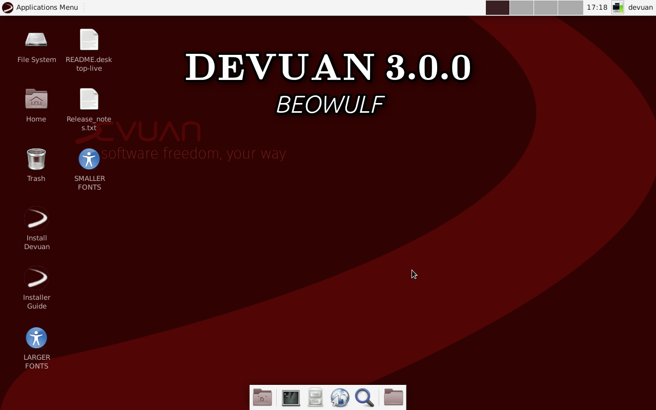 Devuan 3.0.0 Preview